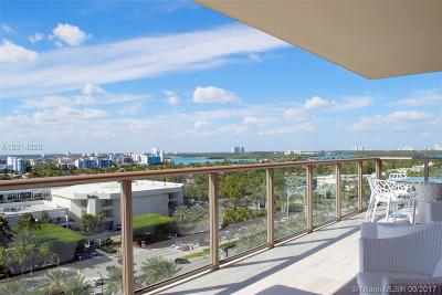 Bal Harbour Rental For Rent: 9701 Collins Ave #1005S