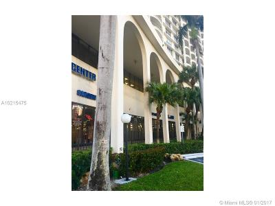 Hollywood Single Family Home For Sale: 3800 S Ocean Dr Retail
