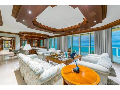 bal harbour Condo For Sale: 10101 Collins Ave #PHE
