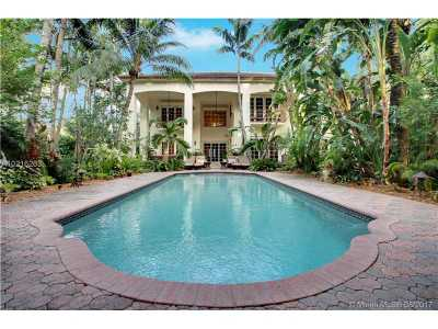 Pinecrest Single Family Home Active-Available: 12320 Southwest 60th Ct