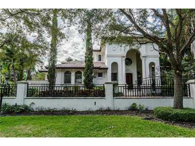 Coral Gables Single Family Home For Sale: 131 Paloma Dr