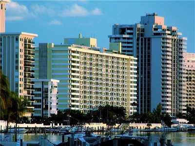 Miami-Dade County Condo Active-Available: 5600 Collins Ave #10S