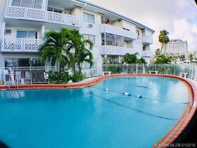 North Miami Condo For Sale: 13105 Ixora Ct #207