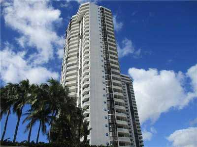 Aventura Condo For Sale: 1000 E Island Blvd #PH 6&7