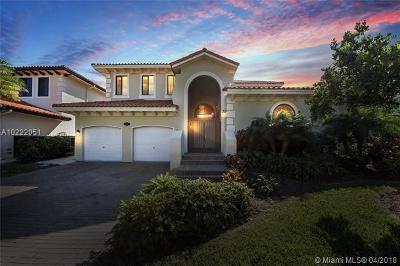 Cutler Bay Single Family Home For Sale: 7564 SW 191st St