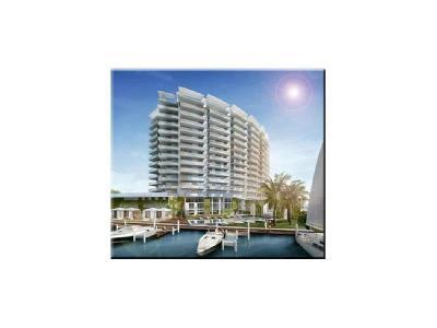 Miami Beach Condo For Sale: 6700 Indian Creek Dr #1201