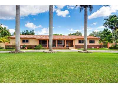 Single Family Home For Sale: 6425 SW 102nd Ave
