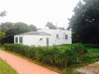 Miami Beach Single Family Home Active-Available: 530 West 40th St