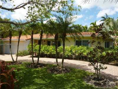 Coral Gables Single Family Home Active-Available: 501 Alminar Ave