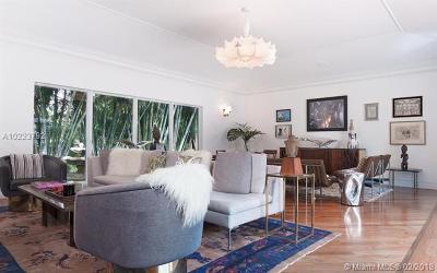 Miami Shores Single Family Home For Sale: 435 Grand Concourse