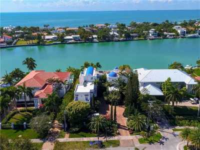 Key Biscayne Single Family Home For Sale: 760 Harbor Dr