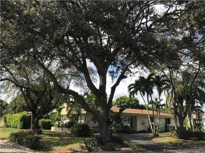 South Miami Single Family Home Active-Available: 5810 Southwest 64 Ave