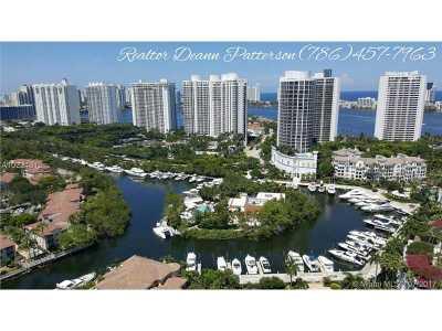 Aventura Condo For Sale: 1000 E Island Blvd #2909