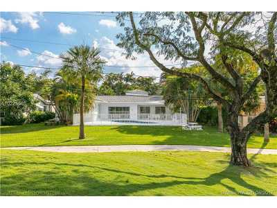 Coral Gables Single Family Home For Sale: 1321 Campo Sano Ave