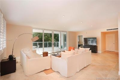 Key Biscayne Single Family Home For Sale: 200 Ocean Ln #208