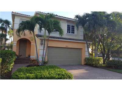 Aventura Single Family Home Active-Available: 21013 Northeast 31st Ave