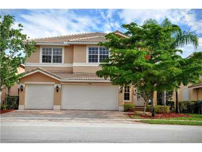 Miramar Single Family Home For Sale: 17506 SW 48th St
