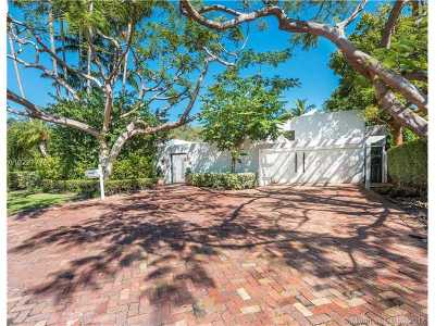 Key Biscayne Single Family Home Active-Available: 571 Harbor Dr