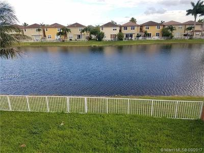 Doral Single Family Home Active-Available