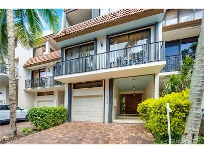 Palmetto Bay Condo For Sale: 6000 Paradise Point Dr #-