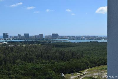 North Miami Condo Active-Available: 14951 Royal Oaks Ln #2507