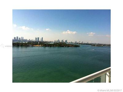 Miami Beach Condo For Sale: 540 West Ave #1813