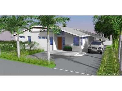 South Miami Single Family Home Active-Available: 6772 Southwest 77th Ter