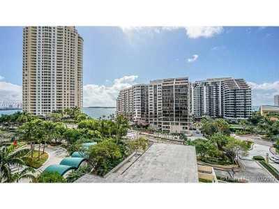 Miami Condo For Sale: 888 Brickell Key Dr #903