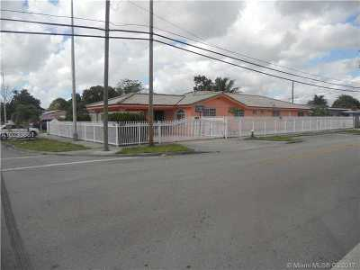 Hialeah Single Family Home Active-Available: 691 East 30th St
