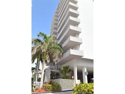 Surfside Condo For Sale: 9225 Collins Ave #1206