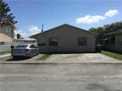 Dania Beach Multi Family Home Active-Available: 255 Southwest 12th St