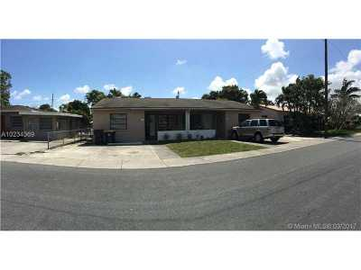 Dania Beach Multi Family Home Active-Available: 43 Southwest 10th St