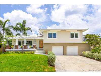 Miami Shores Single Family Home Active-Available: 1361 Northeast 104th St