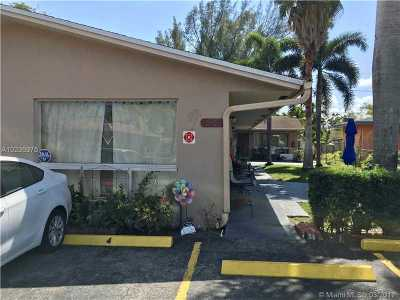 Dania Beach Multi Family Home Active-Available: 234236 Southwest SW 4th St