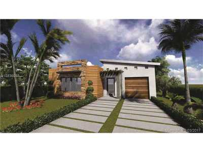 Coconut Grove Single Family Home Active-Available: 3790 North Oak Avenue