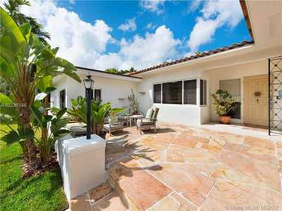 Miami Shores Single Family Home Active-Available: 1199 Northeast 102nd St