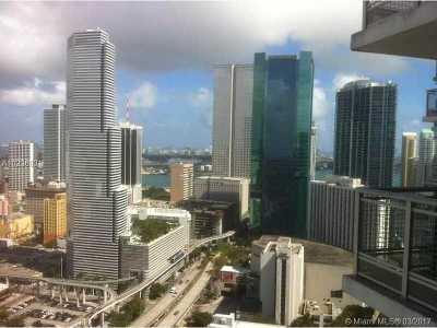 Condo For Sale: 350 S Miami Ave #3611