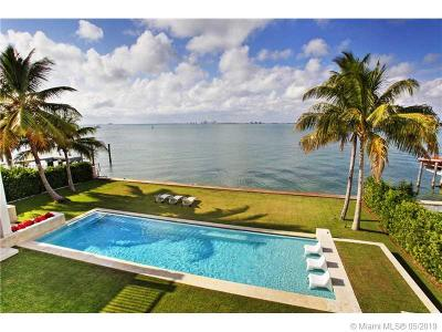 Key Biscayne Single Family Home For Sale: 260 Harbor Dr