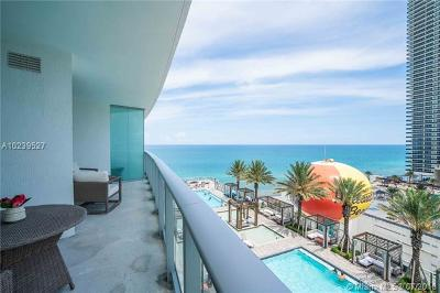 Hollywood Condo Active-Available: 4111 South Ocean Dr #1109