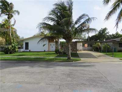 Cutler Bay FL Single Family Home Active-Available: $349,900
