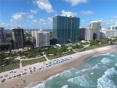 Bal Harbour Condo For Sale: 10185 Collins Ave #309