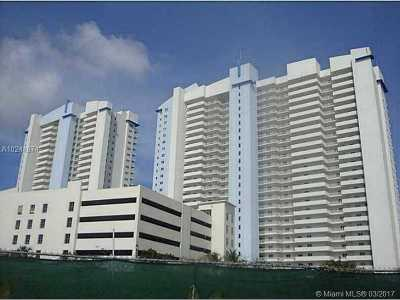 North Miami Condo Active-Available: 14951 Royal Oaks Ln #1901