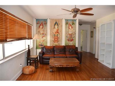 Miami Shores Single Family Home Active-Available: 10610 Northeast 11th Ave