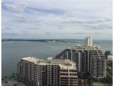 Miami Condo For Sale: 888 Brickell Key Dr #3007
