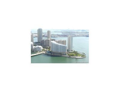 Miami Condo Active-Available: 770 Claughton Island Dr #1115