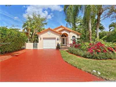 Coral Gables Single Family Home Active-Available: 1051 Pinero Ave