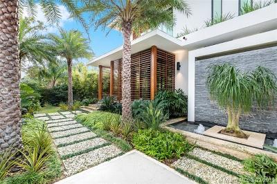 Key Biscayne Single Family Home For Sale: 130 Island Drive