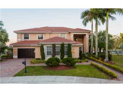 Weston Single Family Home For Sale: 1069 Nautica Dr