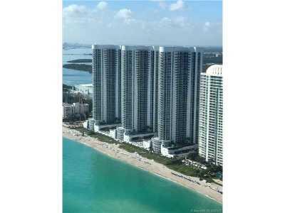 Sunny Isles Beach Condo For Sale: 16001 Collins Ave #3703