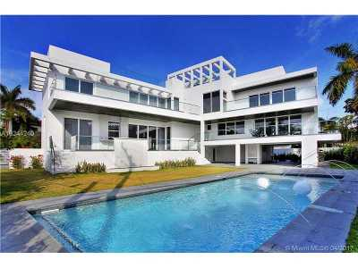 Key Biscayne Single Family Home Active-Available: 545 Glenridge Road